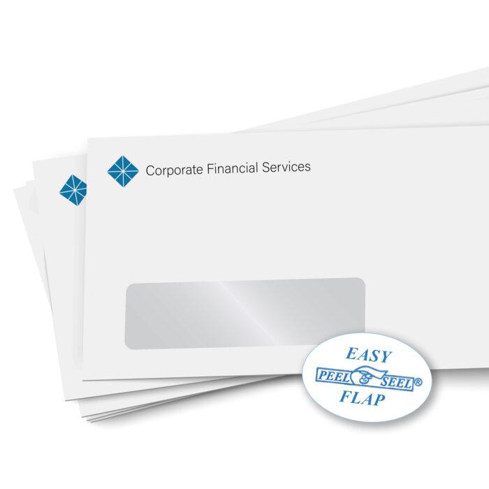 self seal envelope printing
